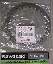 KAWASAKI GPZ500 A modèle embrayage acier plaque