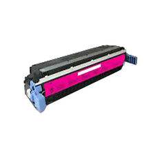 Magenta Remanufactured Toner For HP 5550n 5550dn 5550dtn 5550hdn C9733A