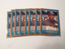Lot of (8) 2006 Bowman Gold Border Pablo Sandoval RC  # FG6