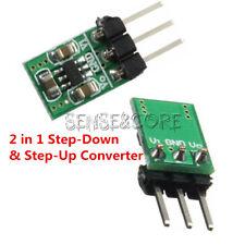 2 x 2 in 1 Step-Down & Step-Up Converter DC1.8V-5V 3V 3.7V to 3.3V Power Module