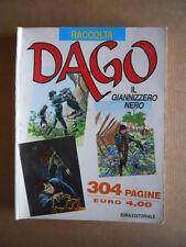 Raccolta DAGO Anno VI n°1 Edizione Eura  [G567] presenti solo 2 fumetti su 3