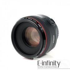SALE BRAND NEW Canon EF 50mm f/1.2 L USM Prime Lens for EOS DSLR EXPRESS