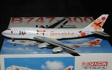 """Dragon Wings 1/400 Boeing b747-300 Jal Japan Air Lines """"Resocha"""""""