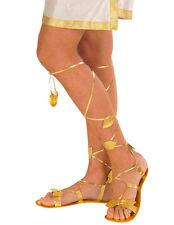 Antike Hera Sandalen NEU - Zubehör Accessoire Karneval Fasching