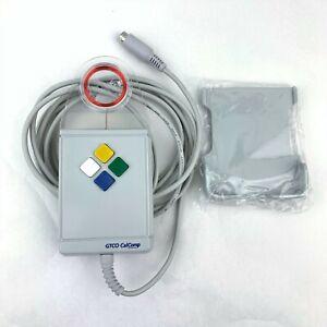 GTCO CalComp Corded 4 Button Diamond Cursor LF-A-11-00716-01-R