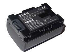 ORlGINAL VHBW AKKU 1200mAh für JVC Everio BN-VG114, BN-VG114AC, BN-VG114E