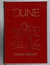 DUNE by Frank Herbert (1965, Easton Press edition, 1987)
