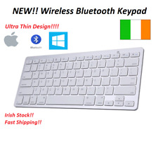 New!! Slim Universal Wireless Bluetooth Keyboard Keypad for Tablet PC Phones