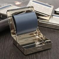 Eisen Drehmaschine Zigaretten Dreher mit Tabak Box Zigarettenwickler