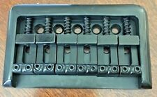 Guitar Bridge-Hardtail-6 String-Black-New