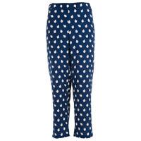 LOREAK Pantalon Coton Bleu Mélange Loribi Taille 42 /UK 16 Soi 395