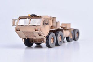 1/72 Scale US Army M983 Hemtt Tractor Yellow Colour 2010S Metal + Plastic Model