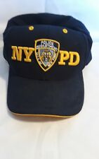 New York City Police Department baseball cap hat
