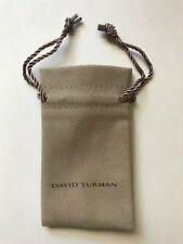 David Yurman Drawstring Gift Bag, Very Gently Used & Gift Quality