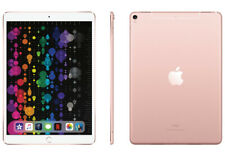 "APPLE IPAD PRO A1709 10.5"" ROSE GOLD 256GB WIFI 4G LTE IOS TABLET MPHK2LL/A"