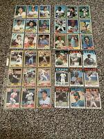 378 Assorted Baseball Cards