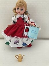 "New ListingMadame Alexander 8"" Doll- ""Polly Put The Kettle On""- Mib - #11640"