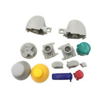 Replacement Buttons Caps Thumb Touch Key Part for Game Gamecube Game Controller
