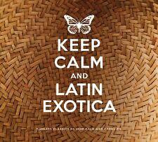 KEEP CALM AND LATIN EXOTICA 2 CD NEU