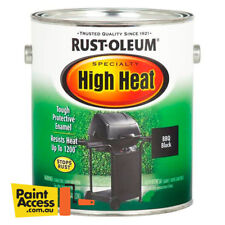 Rust-Oleum High Heat Brush on Paint 236ml (the best for BBQ)