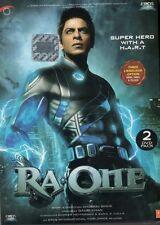 RA ONE - EROS 2 DISC BOLLYWOOD DVD SET - Shah Rukh Khan, Kareena Kapoor, Arjun R