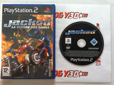 Jacked > Playstation 2 (PS2) > En Boite > PAL FR