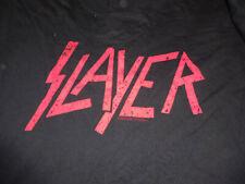 Slayer Shirt L Thrash Metal Global Merchandise