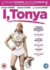 I Tonya Film DVD Margot Robbie Sebastian Stan Julianne Nicholson