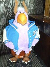 "Disney Pixar plush bird stuffed animal 9"" embroidered eyes"