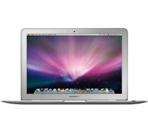 """USED APPLE MacBook Air 2009 (A1304) 13"""" Intel 2.13 GHz Core 2 Duo 2GB RAM 128SSD"""
