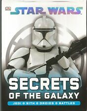 STAR WARS SECREETS OF THE GALAXY 4 book set in slipcase