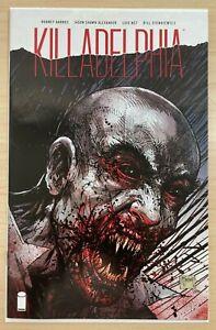 Killadelphia #12 Todd McFarlane Variant, NM/NM+, Image Comics, Low Print Run