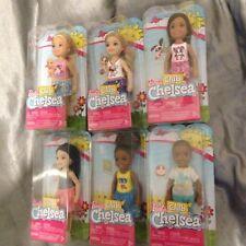 "Barbie Club Chelsea Mini 5.5"" Dolls by Mattel (Choose Doll) New kids toys"