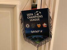 Lille V Chelsea Official Pennant