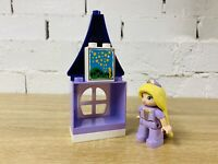 Rapunzel Disney Tangled Princess Castle LEGO Duplo Set