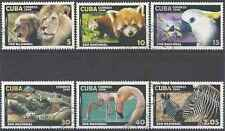 Timbres Animaux 4603/8 o lot 19878