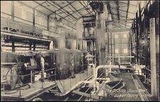st. kitts, Basseterre, Sugar Factory Interior (1910s)