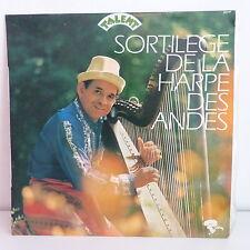 GERARDO SERVIN Sortilege de la harpe des andes 521114