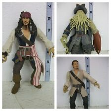 Pirates of the Caribbean Set of 3 Figures LOOSE HOLIDAY SALE