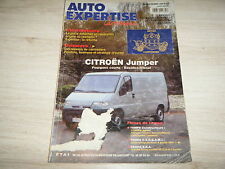 REVUE TECHNIQUE AUTO EXPERTISE N°177 CITROEN JUMPER
