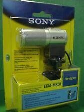 SONY ECMMSD1 High Grade Stereo Microphone 4 Camcorder: ECM-MSD1