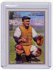 CHICAGO CITY OF CHAMPIONS, '32 GABBY HARTNETT, LIMITED EDITION BY SUPERIOR