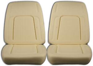 1968 Camaro Deluxe Seat Foam Set