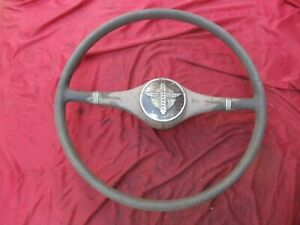 1941 CHEVROLET CAR STEERING WHEEL rat hot street rod woodie gasser