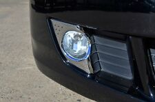 Honda Accord Euro 2008-11 Chrome Front Foglight Fog Light Lamp Cover Reflector