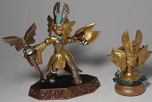 SKYKANDERS Golden Queen & Sea Trophy Figures