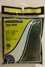 Woodland scenics, FC139 Underbrush, Forest blend