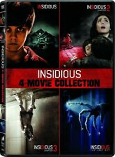 Insidious: 4-Movie Collection [New Dvd] Boxed Set, Dolby, Subtitled, W