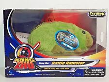 *NEW* KUNG ZHU BATTLE HAMSTER - SPECIAL FORCES SGT SERGE - CEPIA ZHU-NIVERSE