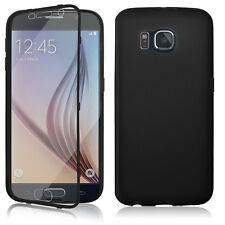 Hot Slim Clear TPU Gel Silicone Flip Case Cover For Samsung Galaxy S3 S4 S5 S6